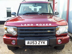 2003 Discovery XS TD5  For Sale