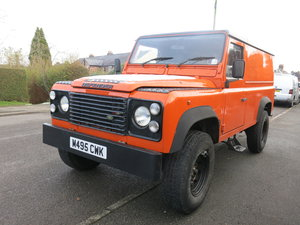 1995 Land rover defender 300 tdi NEW RC  CHASSIS For Sale