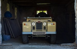 1967 Land Rover Bell Aurens Longnose V8  For Sale