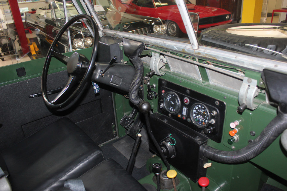 1978 Land Rover LHD Lightweight Series III Air Portable $32k For Sale (picture 5 of 6)