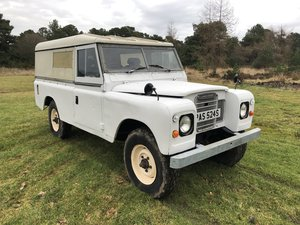1977 Land Rover Series 3 Diesel LWB .Drive away £3250 For Sale
