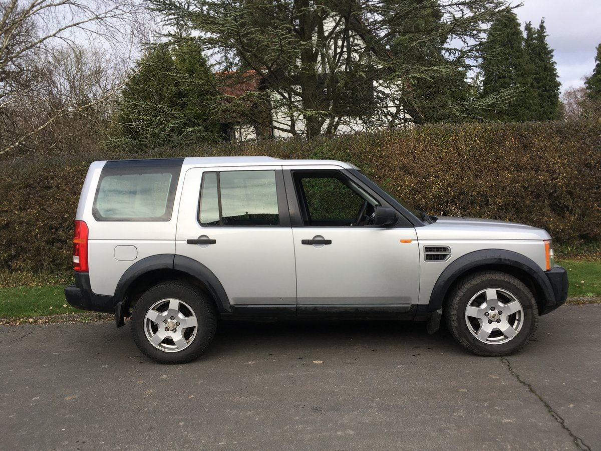 2005 Land Rover Discovery 3 TDV 6 SOLD (picture 1 of 6)