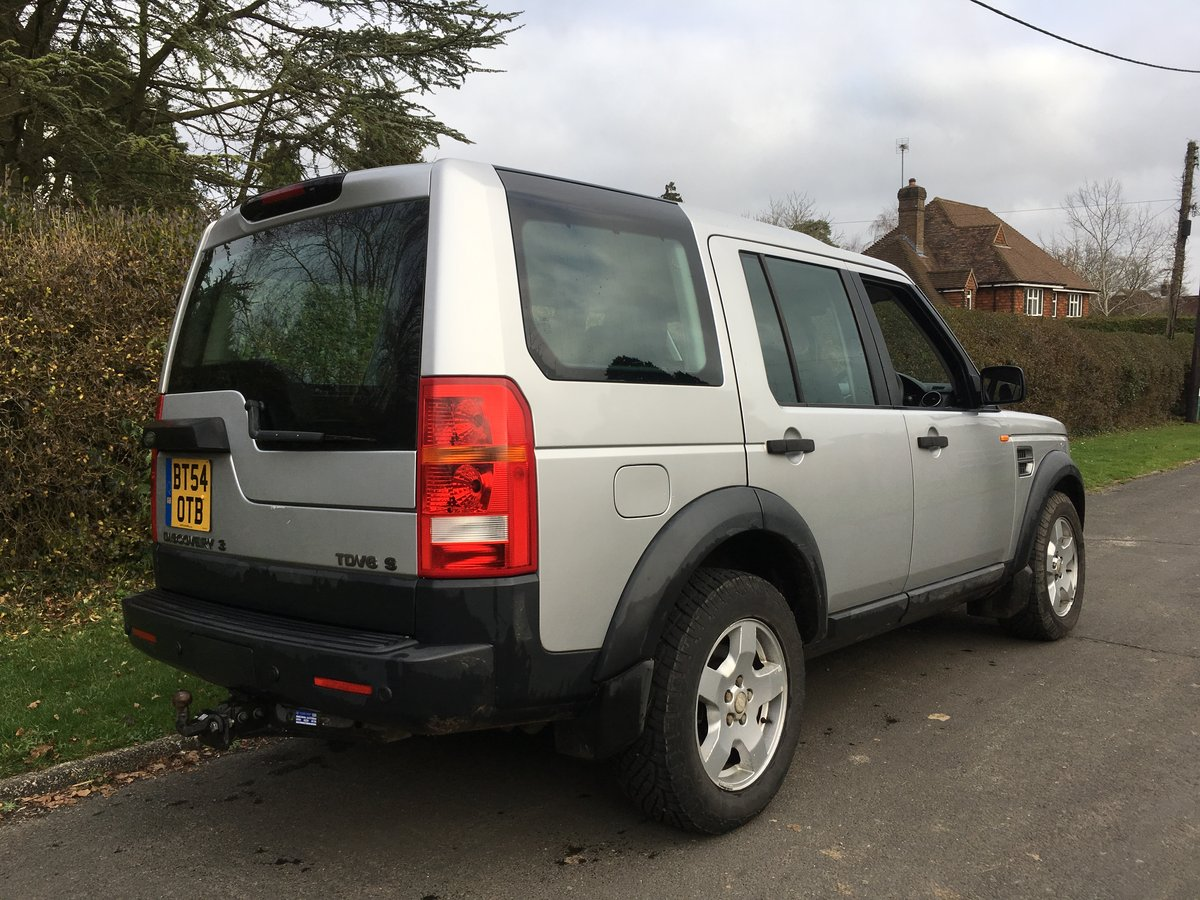 2005 Land Rover Discovery 3 TDV 6 SOLD (picture 4 of 6)