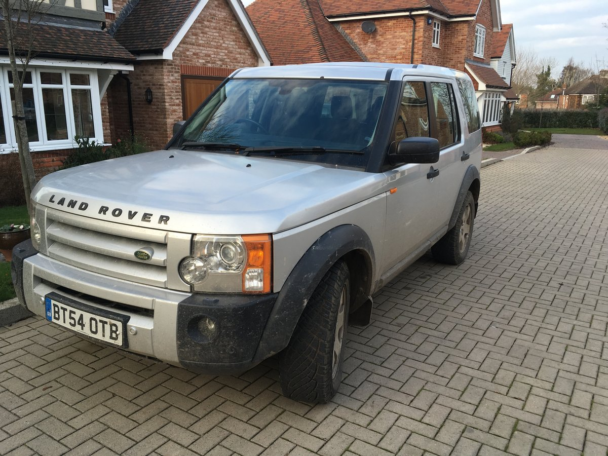 2005 Land Rover Discovery 3 TDV 6 SOLD (picture 6 of 6)
