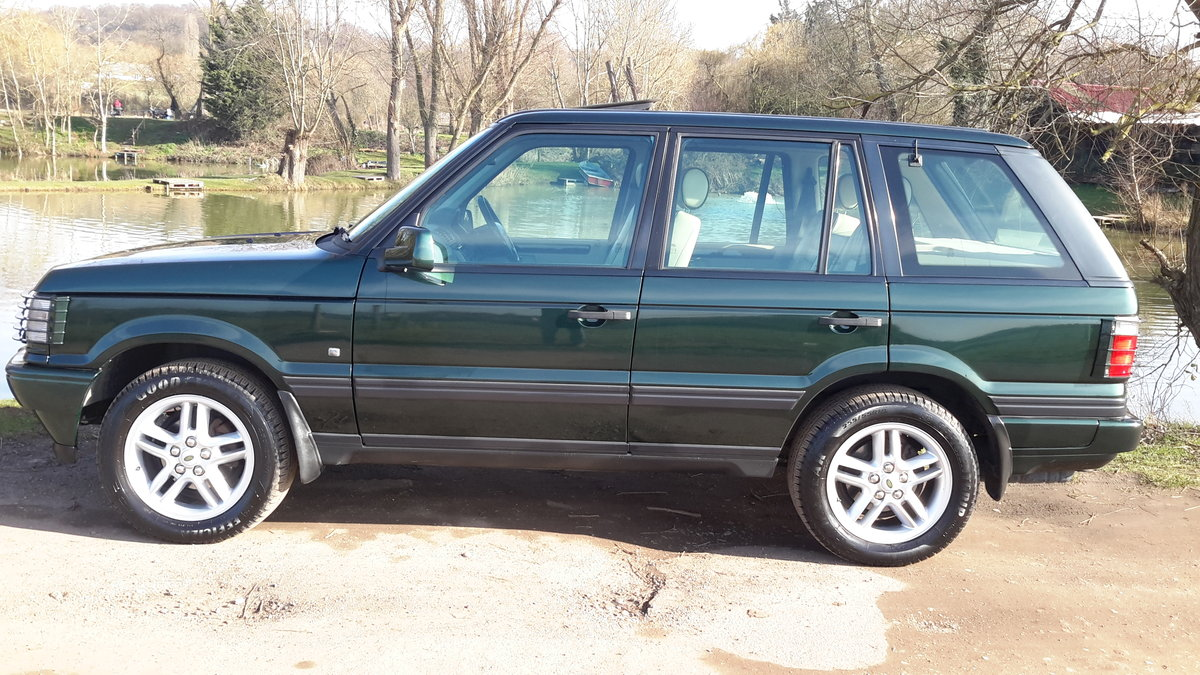 RANGE ROVER 4.6 VOGUE AUTOMATIC 2000  125000 MILES For Sale (picture 3 of 6)
