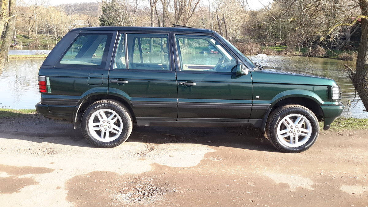 RANGE ROVER 4.6 VOGUE AUTOMATIC 2000  125000 MILES For Sale (picture 4 of 6)