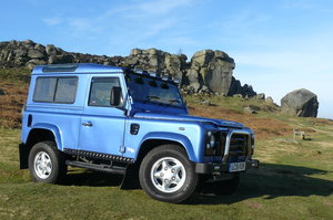 2001 DEFENDER 90  For Sale