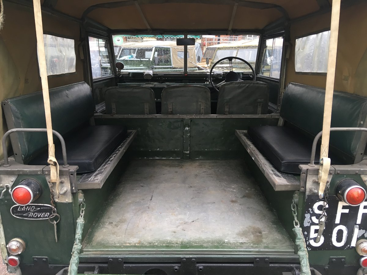 1955 Solid original type Series 1 For Sale (picture 5 of 6)