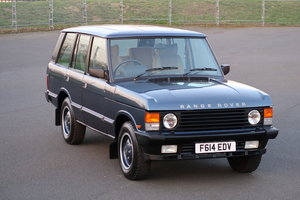 1988 RANGE ROVER CLASSIC VOGUE 3.5 EFi For Sale
