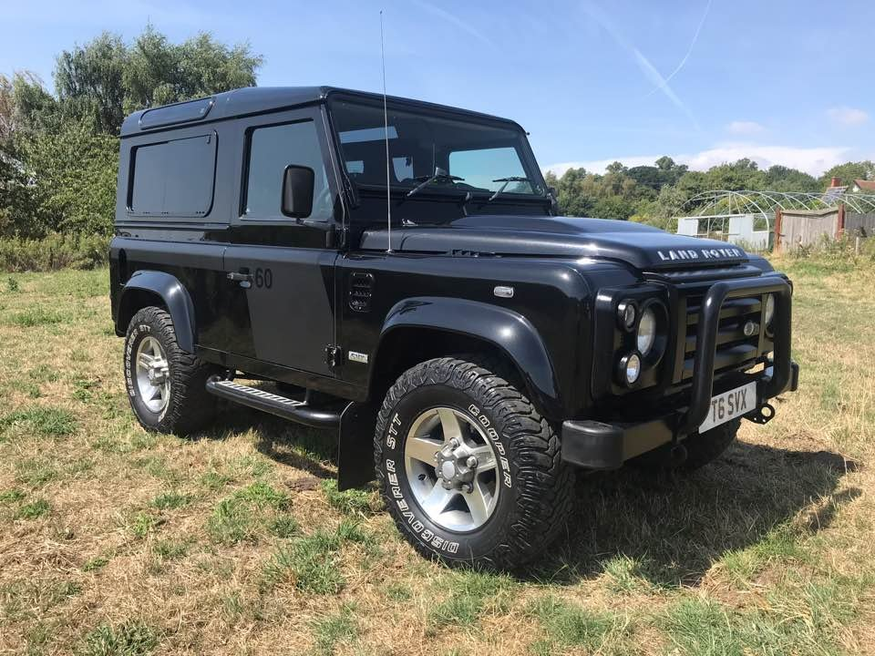 2008 Land Rover 60th Anniversary Defender SVX For Sale (picture 1 of 6)