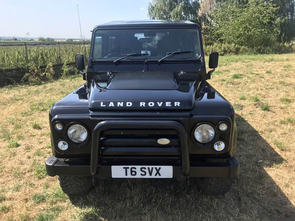 2008 Land Rover 60th Anniversary Defender SVX For Sale (picture 2 of 6)