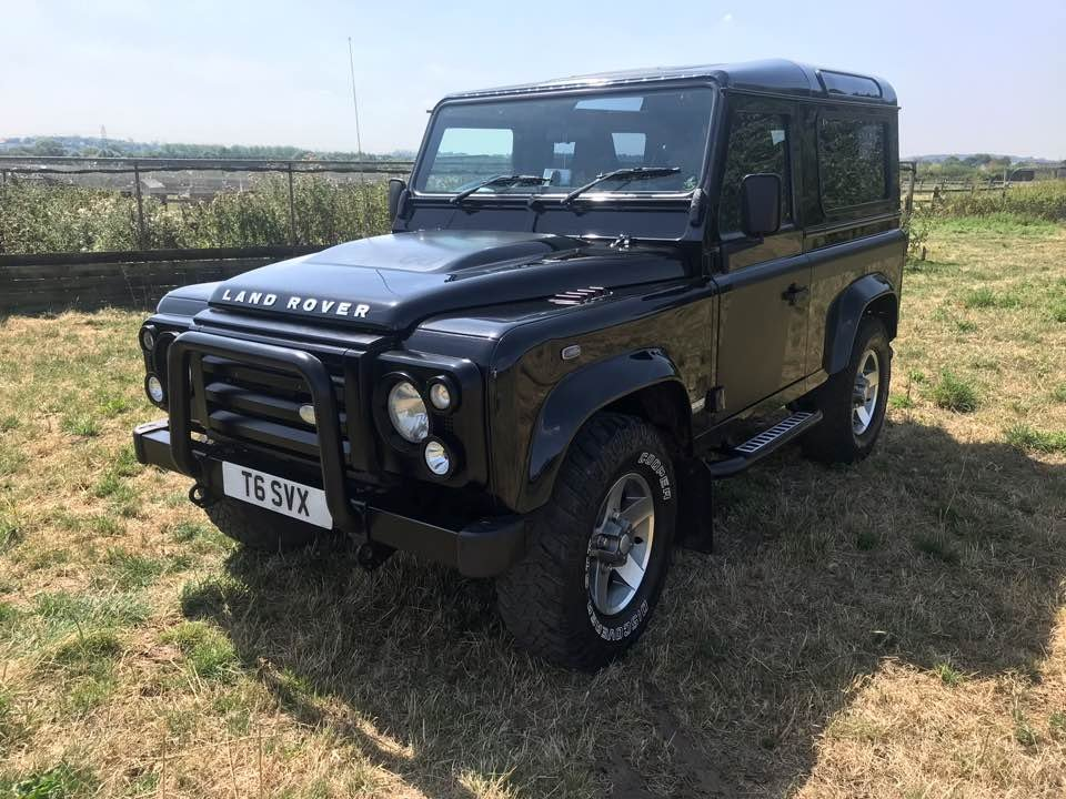 2008 Land Rover 60th Anniversary Defender SVX For Sale (picture 5 of 6)