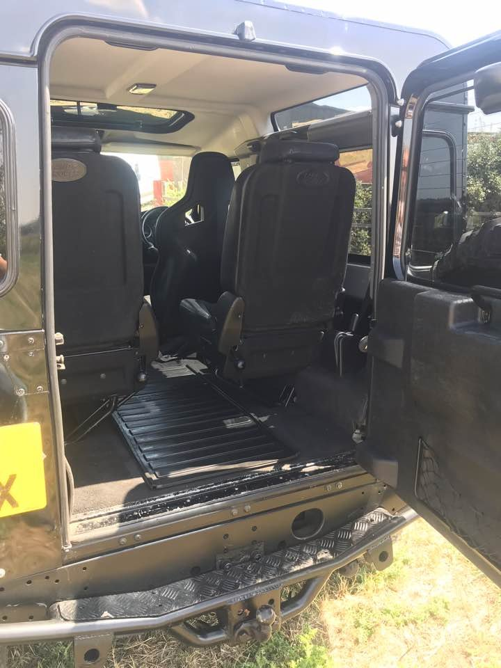 2008 Land Rover 60th Anniversary Defender SVX For Sale (picture 6 of 6)