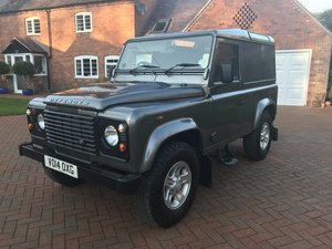 2014 Land Rover Defender 90 Hard Top