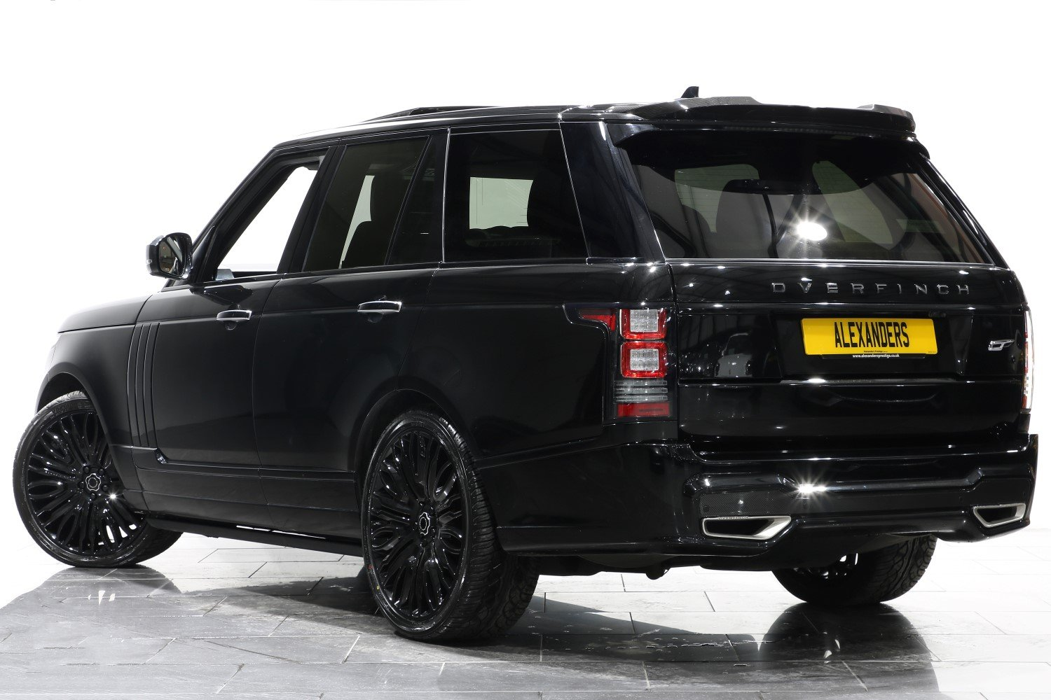 2016 66 RANGE ROVER 4.4 SDV8 AUTOBIOGRAPHY OVERFINCH AUTO For Sale (picture 3 of 6)