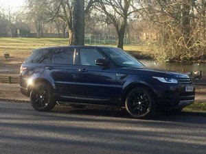2014 LAND ROVER RANGE ROVER SPORT SE TDV6 AUTOMATIC 3.0 For Sale