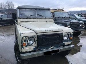 1962 Land Rover Series 2a, Soft top, Galv chassis, V8 3.9 REDUCED For Sale