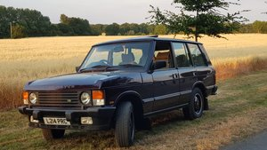1994 softdash Range Rover Classic For Sale