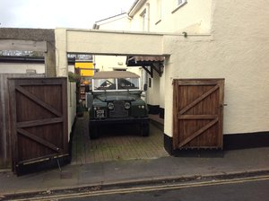 1952 Land Rover For Sale