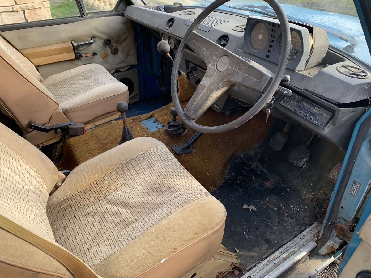 1971 suffix A Range Rover 2 door (genuine suffix A For Sale (picture 5 of 5)