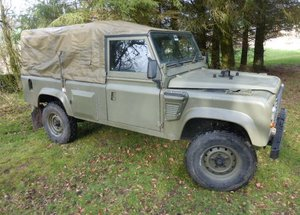 1984 LANDROVER WOLF REPLICA TUM 110 AUTOMATIC 300 TDI REBUILT For Sale