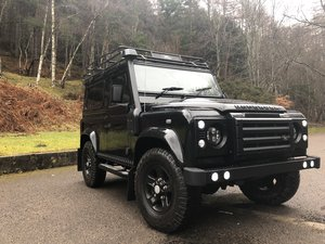 2011 Very Clean Defender 90