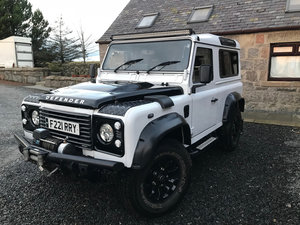 1989 LR Defender 90 new chassis & extensive rebuild