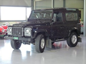 2014 Neuwertiger Defender in Topausstattung aus der Endproduktion For Sale