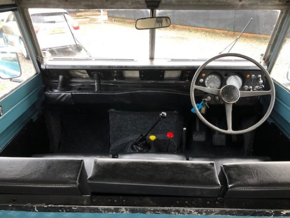 1972 Land Rover ® Series 3 *Number 89* (FRF) For Sale (picture 6 of 6)