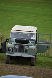 1963 LR Series 2A/ restored / (GALVANISED CHASSIS)