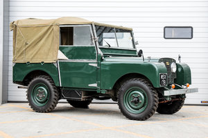 1951 Land Rover S1 For Sale by Auction