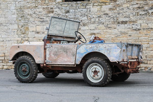 1950 Land Rover S1 80 For Sale by Auction