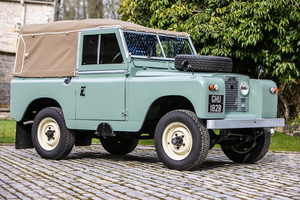 1964 Land Rover 88 For Sale by Auction