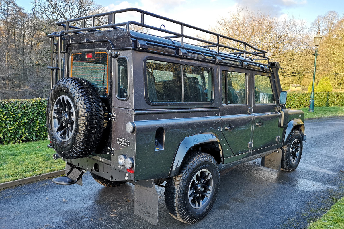 2016 Land Rover Defender 110 Adventure Edition, 34 miles from new For Sale (picture 2 of 6)