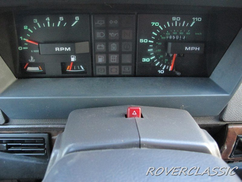 1989 LAND ROVER RANGE ROVER COUNTY TDI ... 85,013 For Sale (picture 5 of 6)