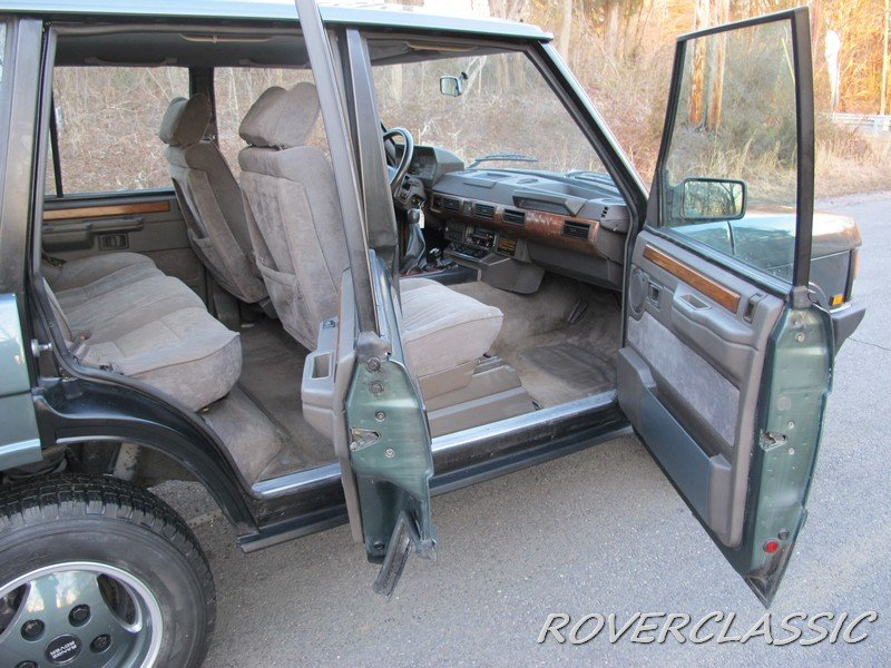 1989 LAND ROVER RANGE ROVER COUNTY TDI ... 85,013 For Sale (picture 6 of 6)