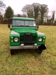 1971 Land Rover series 3 200tdi conversion For Sale (picture 2 of 6)