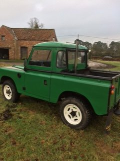 1971 Land Rover series 3 200tdi conversion For Sale (picture 3 of 6)