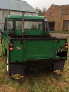1971 Land Rover series 3 200tdi conversion For Sale (picture 4 of 6)