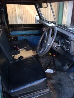 1971 Land Rover series 3 200tdi conversion For Sale (picture 6 of 6)