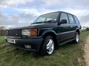 1996 Majestic Range Rover P38  For Sale