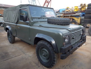 1985 LAND ROVER DEFENDER 110 SINGAPORE VINTAGE  For Sale (picture 1 of 6)