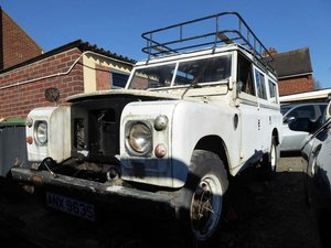 1977 Auction of One Owner Collection Cars & Landrovers & Spares