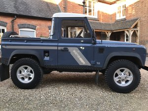 1995 Land Rover Defender 90 Truck Cab Pick Up For Sale