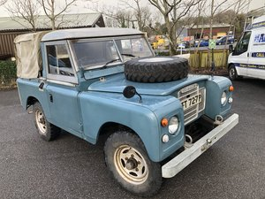 LAND ROVER SERIES 3, 2-1/4 PETROL 1976 For Sale