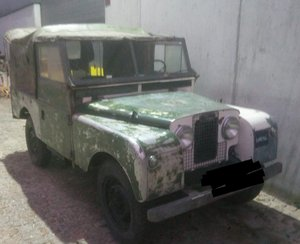 "1957 Land Rover serie I 88"" For Sale"