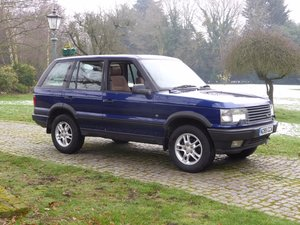 1995 Range Rover HSE For Sale by Auction