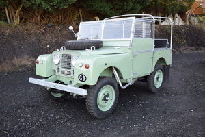 1950 Land Rover Series 1 80 For Sale by Auction
