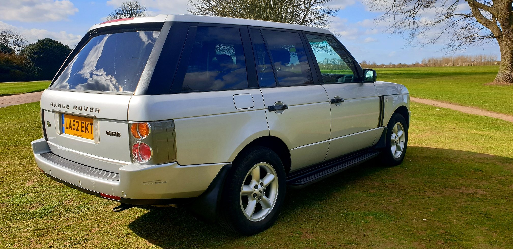 2002 LHD Range Rover 3.0 TD6 4X4 Auto Vogue,LEFT HAND DRIVE For Sale (picture 2 of 6)