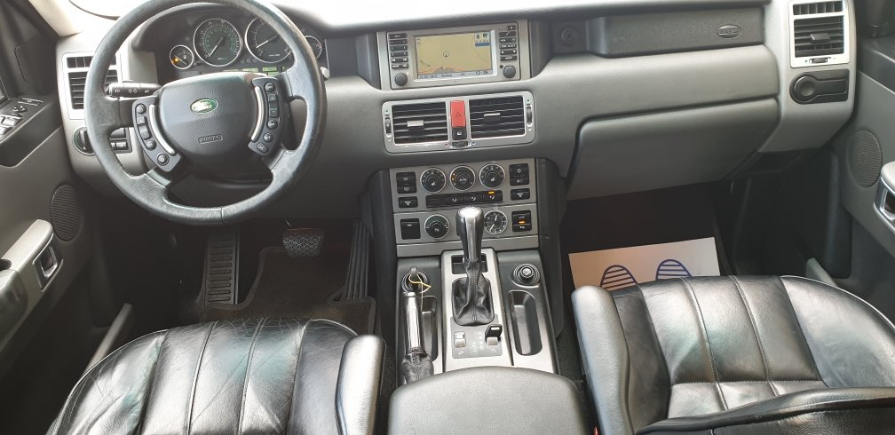 2002 LHD Range Rover 3.0 TD6 4X4 Auto Vogue,LEFT HAND DRIVE For Sale (picture 4 of 6)